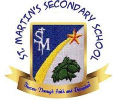 Welcome to St.Martin's Secondary School